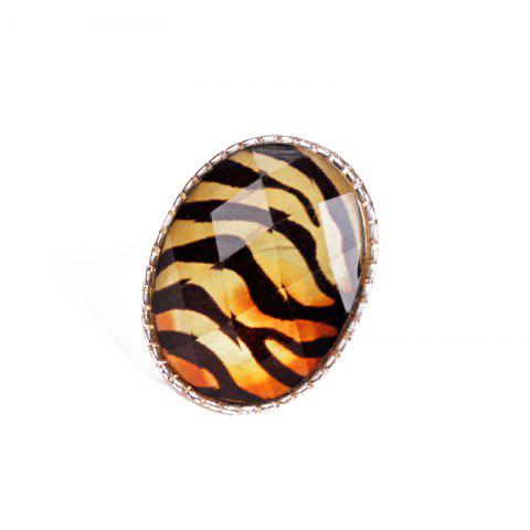 Shop Vintage Tiger Stripes Ring