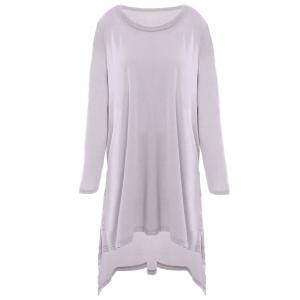 Long Sleeve Oversized T-Shirt