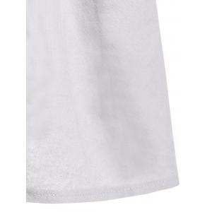Ethnic Off The Shoulder Short Sleeve Embroidered Dress For Women -