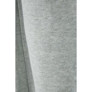 Sexy Scoop Neck Solid Color Backless Sleeveless Jumpsuits For Women - GRAY L
