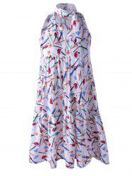 Sweet Loose-Fitting A-Line Dress For Women -