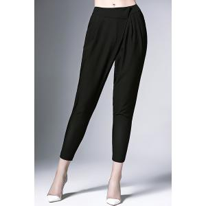 Cropped Pencil Pants -