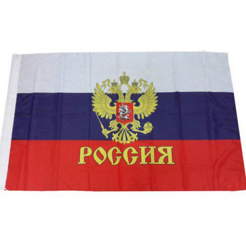 Trendy Hot Sale 3x5ft  Russian Country Flag