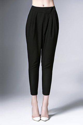 Hot Cropped Pencil Pants