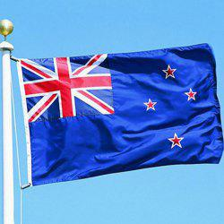 3x5ft Hot Sale New Zealand Country Flag -