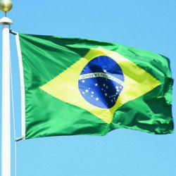 3x5ft Hot Sale Brazil National Flag -