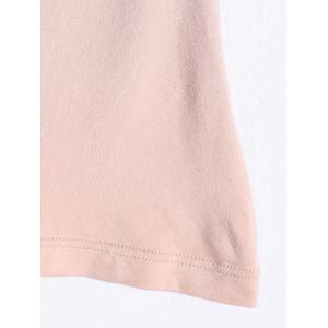 Chic Women's Pure Color Tank Top -