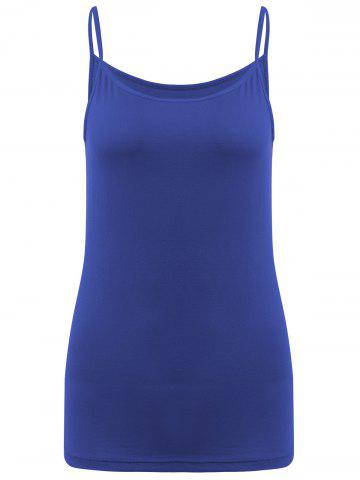Fashion Chic Women's Pure Color Tank Top