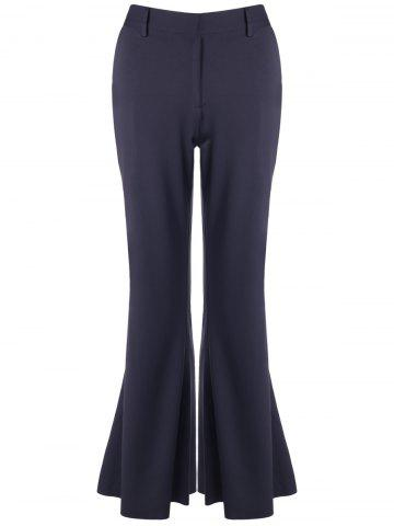 Sale Skinny Bell Bottom Stretchy Trousers