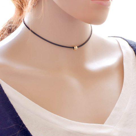 Hot Vintage Lucky Bead Choker Necklace