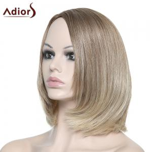 Fashion Adiors Straight Synthetic Wig For Women -