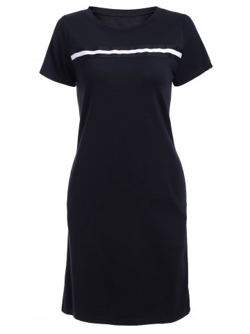 Outfits Refreshing Women's Appliques Shift Dress