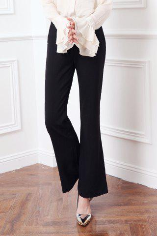 Affordable High Waisted Boot Cut Pants