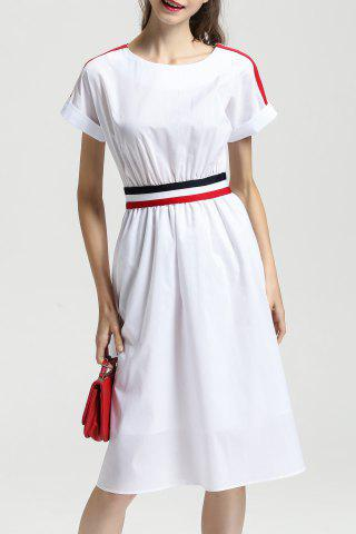 Best Cotton A Line Dress