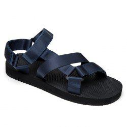 Casual Cross Straps and  Design Sandals For Men -