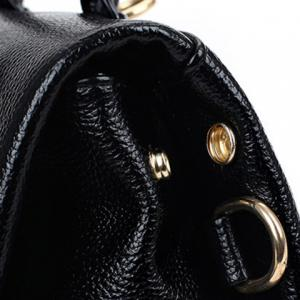Fashion Embroidery and Cover Design Satchel For Women -