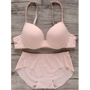 Seamless Full Cup Seamless Bra
