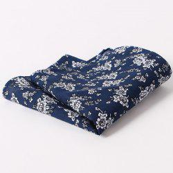 Stylish Tiny Floral Pattern Wedding or Party Business Suit Pocket Square For Men -