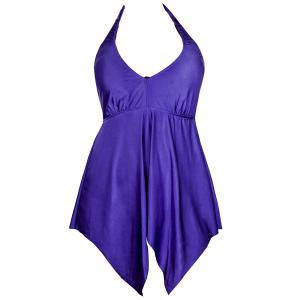 Sexy Halter Candy Color Swimsuit For Women