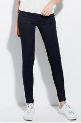 Spliced Sheath Jeans -