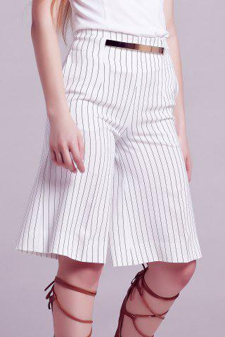 Buy High Waist Striped Pirate Pants