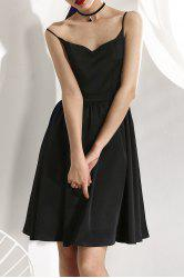 Camisole Sweetheart Cocktail Dress -