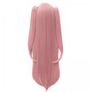Chic Synthetic Krul Tepes Cosplay Full Bang Long Bunches Wig -