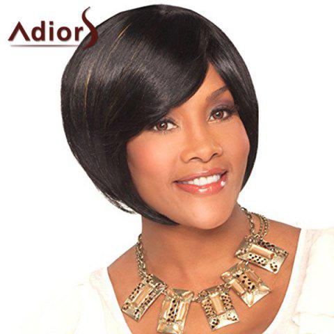 Affordable Stylish Adiors Synthetic Side Bang Short Wig For Women