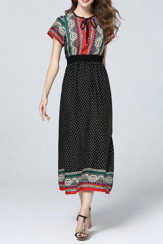 Outfits Ethnic Style Maxi Dress