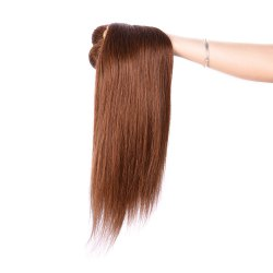 1 Pcs/Lot Fashion Sugar Honey Silky Straight 6A Virgin Brazilian Hair Weave For Women