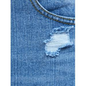 Stylish Ripped Jeans For Women -