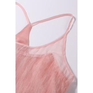 Silk Cami Tank Top -