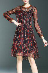 Tiny Floral Dress and Cami Dress -