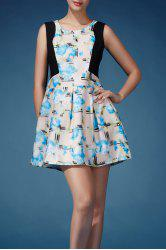 Hit Color Sundress -