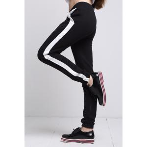 Color Block Jogger Sweatpants -