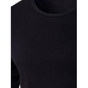 Round Neck Color Block Splicing Design T-Shirt For Men -