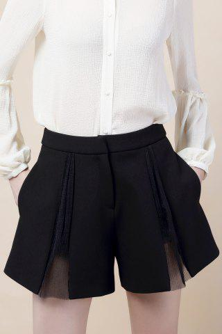 Best Pleated Panel Shorts