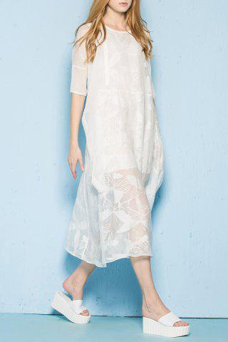 Trendy Tie Front Cropped Sheer Cape