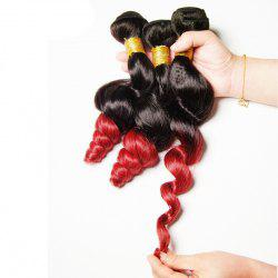 Fashion Loose Wave 7A Virgin Hair 1 Pcs/Lot Brazilian Human Hair Weave For Women -