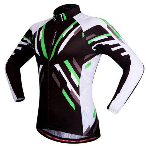 Shops Useful Breathable Quick Dry Cycling Long Sleeve Jersey For Unisex - 2XL COLORMIX Mobile