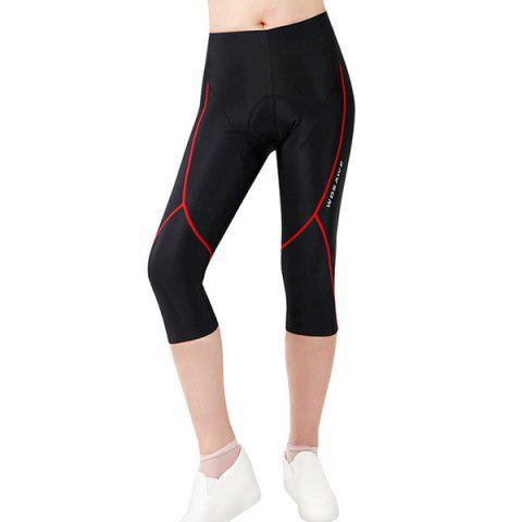 Best High Quality Windproof Tight Cycling Cropped Trousers For Women