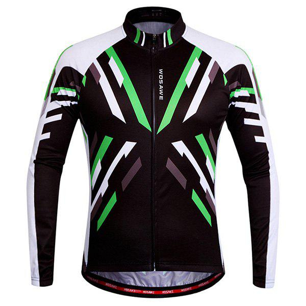 New Useful Breathable Quick Dry Cycling Long Sleeve Jersey For Unisex