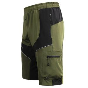 Casual Multifunction Waterproof Outdoor Sports Cycling Shorts For Men -