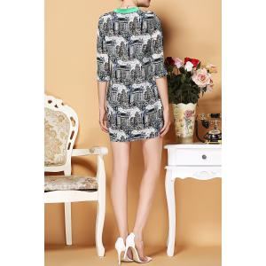 Building Patterned Dress -