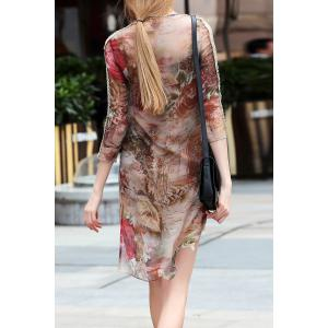 Ripped Dress and Cami Dress -