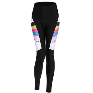 Comfortable Breathable Gel Padded Tight Cycling Pants For Women -