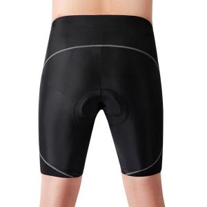 Simple Multifunction Quick Dry Gel Padded Outdoor Cycling Shorts For Unisex -