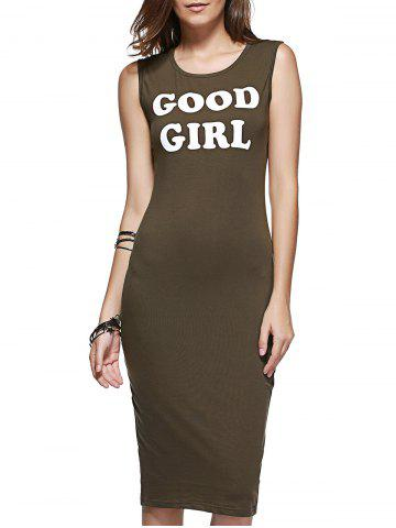 Outfit Good Girl Graphic Tank Dress