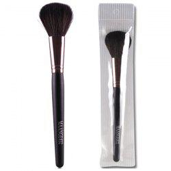 Stylish Wooden Handle Soft Nylon Blush Brush