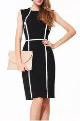 Brief Style Knee Length Dress -